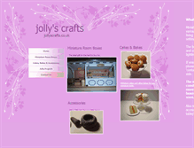 Tablet Preview of jollyscrafts.co.uk